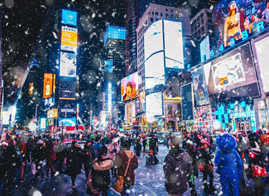 Who's Performing in Times Square NYE?